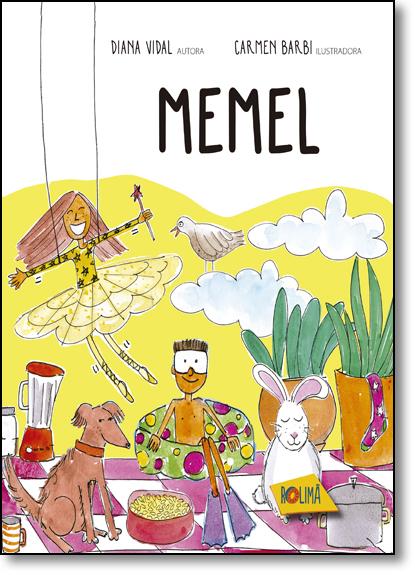 Memel, livro de Diana Vidal