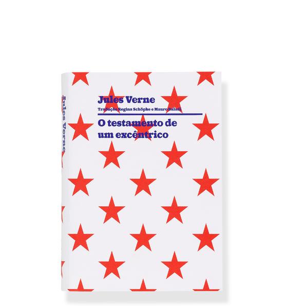 Testamento de um excêntrico, livro de Jules Verne