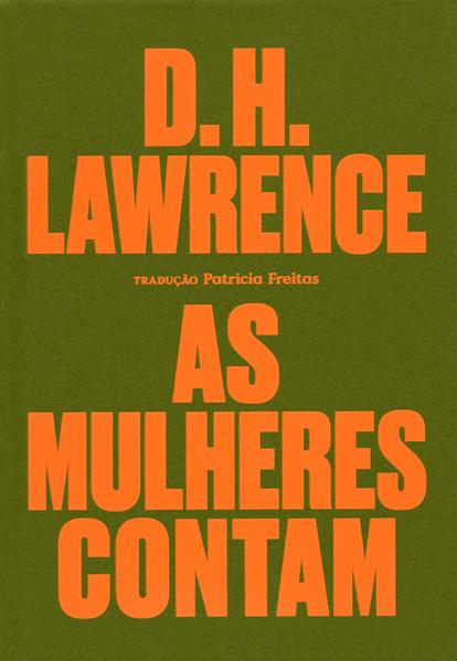 As mulheres contam, livro de D. H. Lawrence