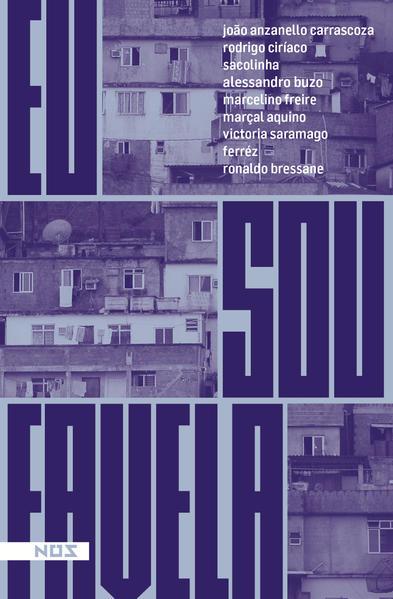 Eu sou favela, livro de Vários Autores