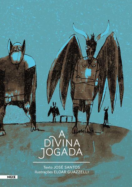 A divina jogada, livro de José Santos