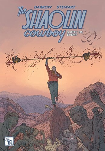 The Shaolin Cowboy: Buffet de Shemp, livro de Geof Darrow