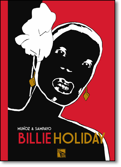 Billie Holiday, livro de Muñoz e Sampayo