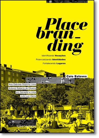 Place Branding, livro de Caio Esteves
