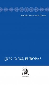 Quo vadis, Europa?, livro de António José Avelãs Nunes