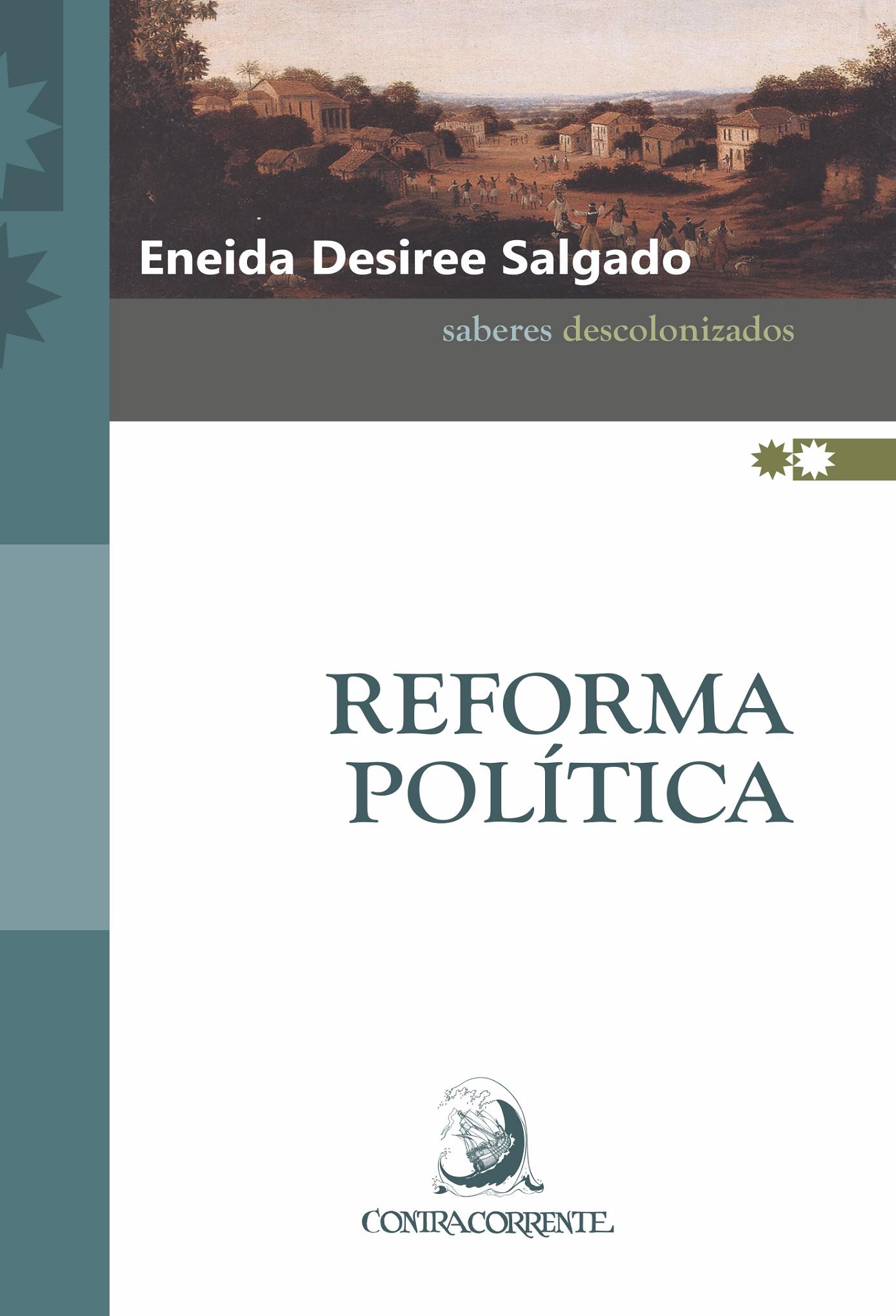 Reforma Política, livro de Eneida Desiree Salgado