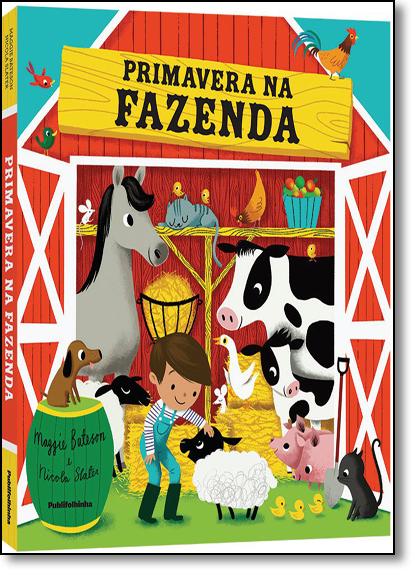 Primavera na Fazenda, livro de Maggie Bateson