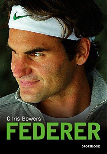 Federer, livro de Chris Bowers