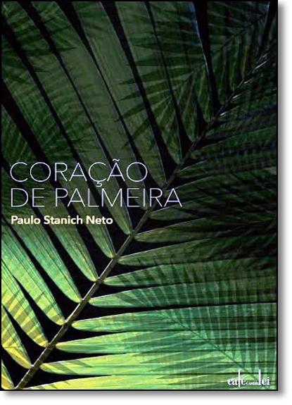 Coração de Palmeira, livro de Paulo Stanich Neto
