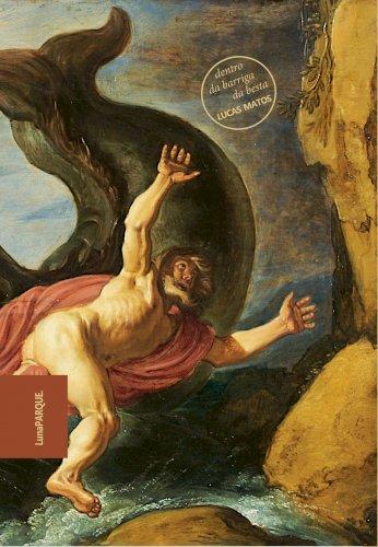 Dentro da barriga da besta, livro de Lucas Matos