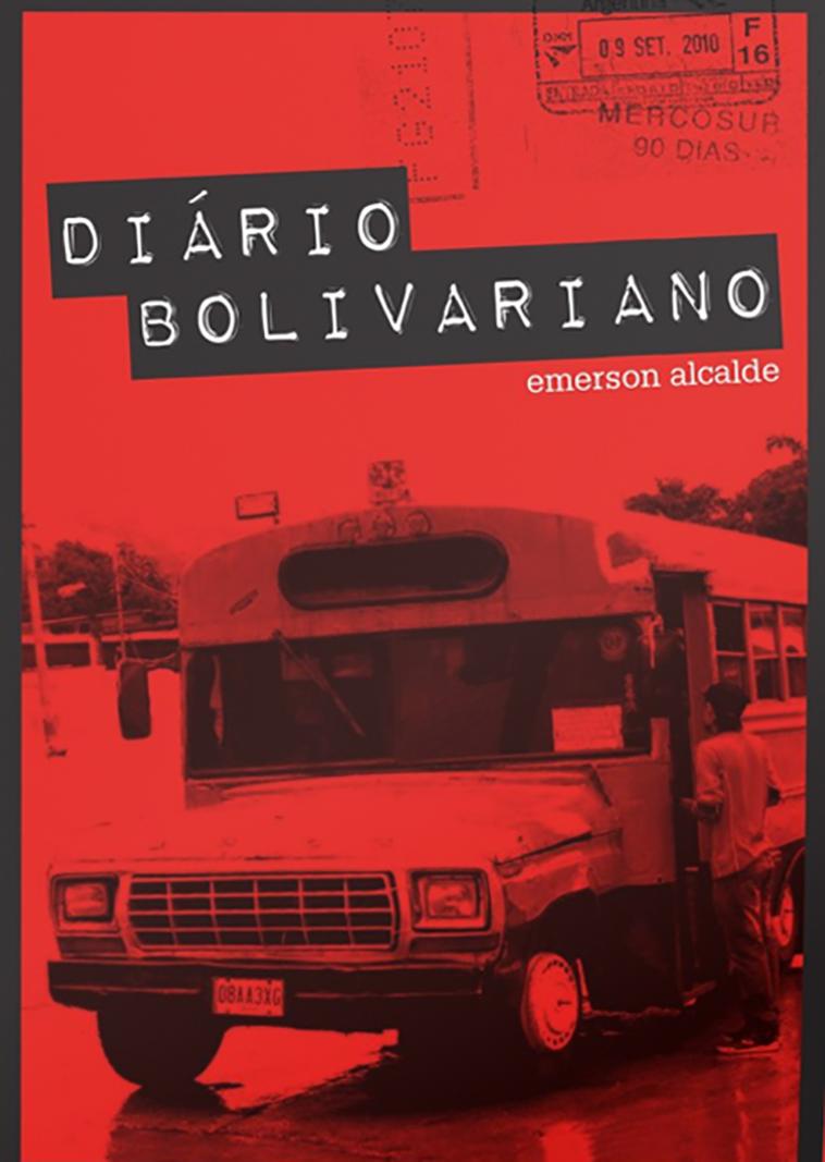 Diário Bolivariano, livro de Emerson Alcade