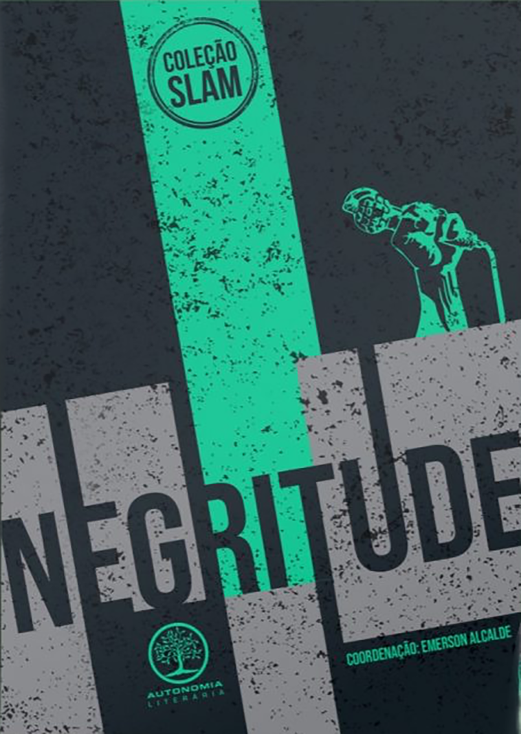 Slam - Negritude, livro de Emerson Alcalde (org.)