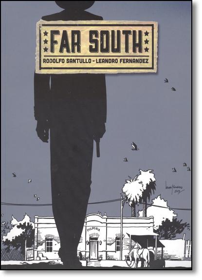 Far South, livro de Rodolfo Santullo