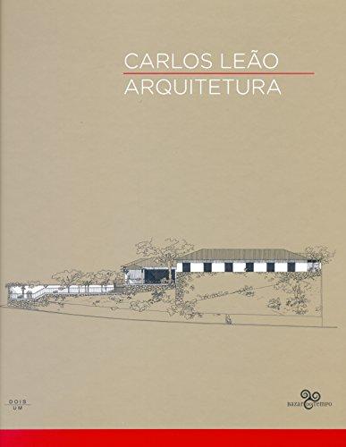 Carlos Leão - Arquitetura, livro de