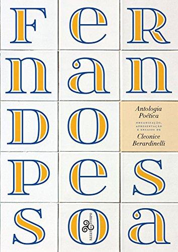 Fernando Pessoa. Antologia Poética, livro de Fernando Pessoa