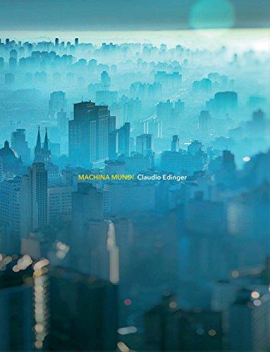 Machina mundi: as engrenagens do mundo, livro de Claudio Edinger