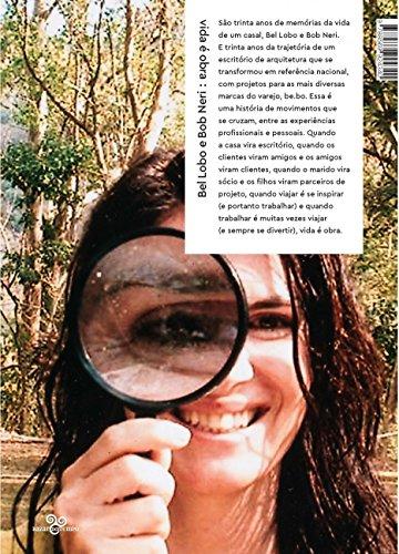 Bel Lobo e Bob Neri: Vida é Obra, livro de Simone Raitzik