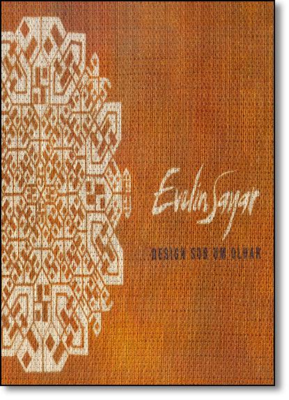 Design Sob um Olhar, livro de Evelin Sayar