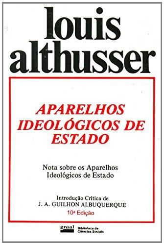 Aparelhos ideológicos de Estado, livro de Louis Althusser
