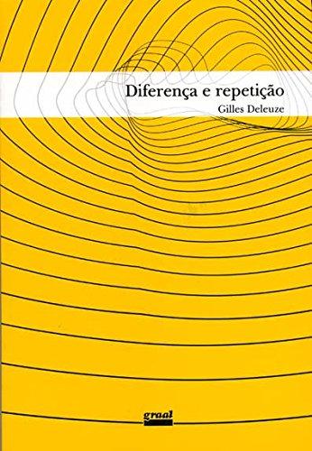 Diferença e repetição, livro de Gilles Deleuze