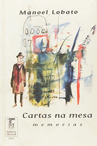 Cartas na Mesa, livro de Manoel Lobato
