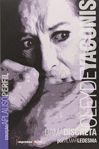 Coleção Aplauso Perfil: Cleyde Yaconis : dama discreta, livro de LEDESMA, Vilmar
