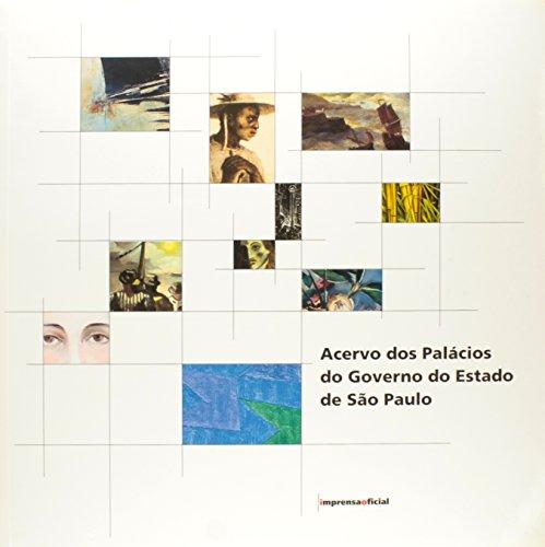 Arte nos Palácios - Acervo dos Palácios do Governo do Estado de SP, livro de Grupo de Orientação do Acervo Artístico Cultural dos Palácios do Governo
