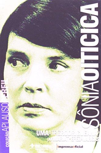Coleção Aplauso Perfil: Sonia Oiticica : uma atriz rodrigueana?, livro de VARGAS, Maria Thereza