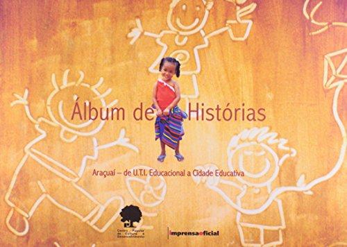 Álbum de História - Imprensa Social, livro de Rosângela Guerra