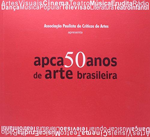 APCA : 50 Anos de Arte Brasileira, livro de Vários