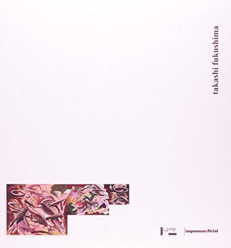 Takashi Fukushima - Artistas da USP, livro de Takashi Fukushima