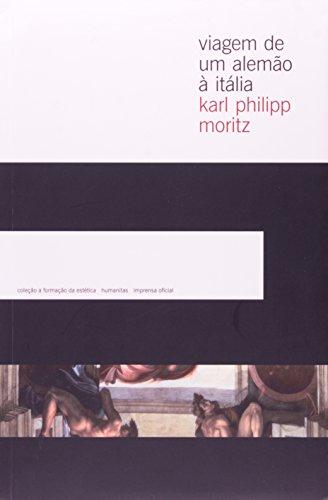 Viagem de um alemão à Itália, livro de Karl Phillipp Moritz