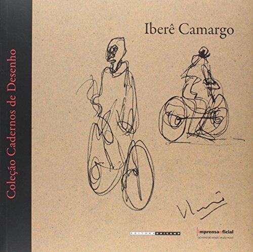 Iberê Camargo - Coleção Cadernos de Desenho, livro de Lygia Eluf (organizadora)
