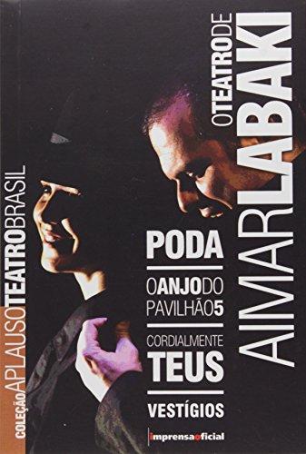 Coleção Aplauso Teatro Brasil: Aimar Labaki, livro de LABAKI, Aimar