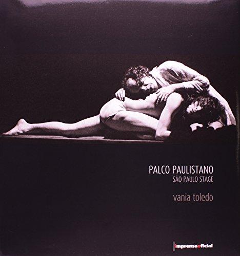 Palco Paulistano (edição bilingue: Português/Inglês), livro de Vânia Toledo