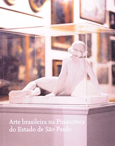 Arte Brasileira na Pinacoteca, livro de Diversos Autores