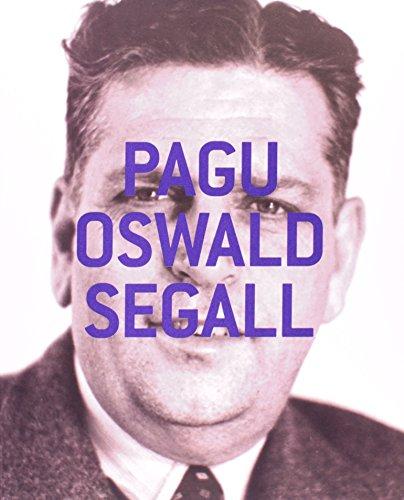 Catálogo Pagu/Oswald/Segall , livro de Oswald Andrade; Gênese Andrade; Patrícia Galvão