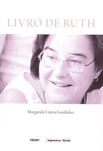 Livro de Ruth, livro de Margarida Cintra Gordinho