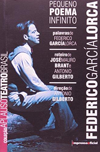 Coleção Aplauso Teatro Brasil: Federico Garcia Lorca, livro de José Mauro Brant , Antonio Gilberto