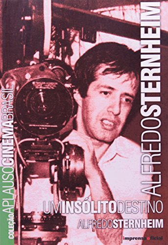 Coleção Aplauso Perfil:Alfredo Sternheim, livro de STERNHEIM, Alfredo