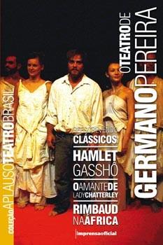 Coleção Aplauso Teatro Brasil: o teatro de Germano Pereira, livro de Germano Pereira