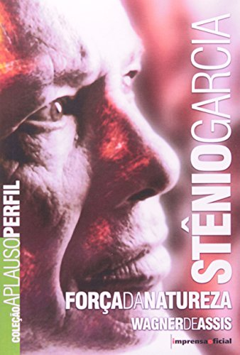 Coleção Aplauso Perfil: Stenio Garcia, livro de ASSIS, Wagner de