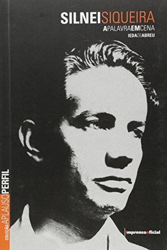 Coleção Aplauso Perfil: Silnei Siqueira, livro de ABREU, Ieda