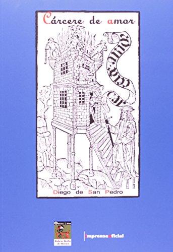 Cárcere do Amor, livro de Diego San Pedro