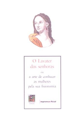 Lavater das Senhoras, O, livro de Edouard Hocquart