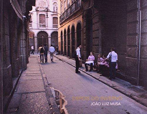 Depois do Inverno, livro de MUSA, João Luiz
