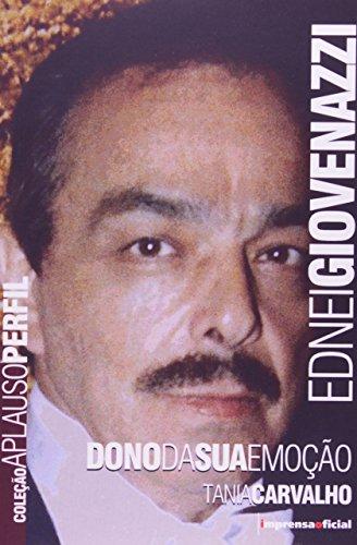 Coleção Aplauso Perfil: Edney Giovenazzi, livro de CARVALHO, Tânia