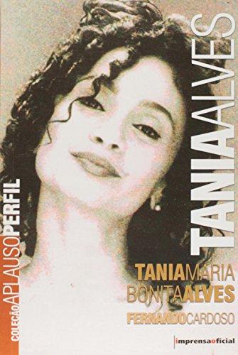 Coleção Aplauso Perfil: Tania Alves, livro de CARDOSO, Fernando