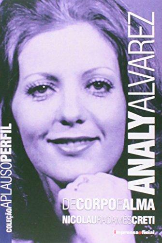 Coleção Aplauso Perfil: Analy Alvarez, livro de Nicolau Radamés
