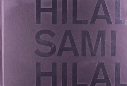 Atlas: Hilal Salim Hilal, livro de Jorge Schwartz e Marcelo Monzani (organizadores) e Aray Amaral (textos)